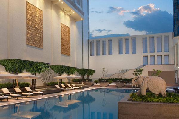 Jaipur Marriott Hotel, Jaipur